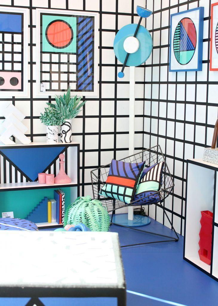 Memphis design, le grand retour du style Memphis - Blog Deco Clem ...