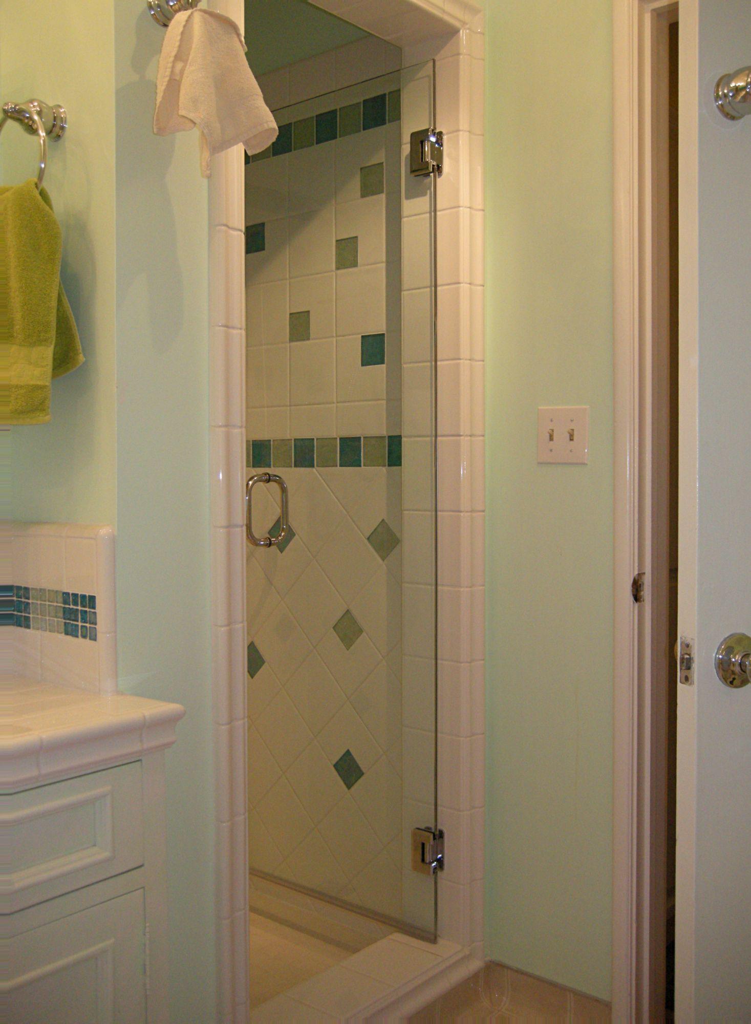 Vintage Tile Bathroom Remodel By Ceramic Finishes Los Angeles Ca