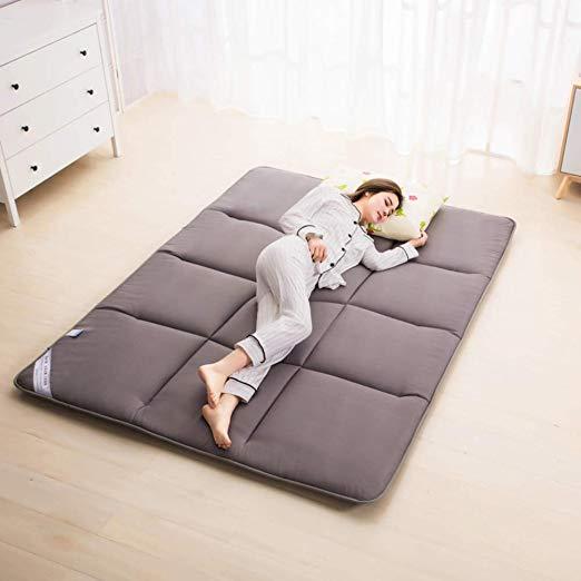 Thick Tatami Mattress Sleeping Pad,Breathable