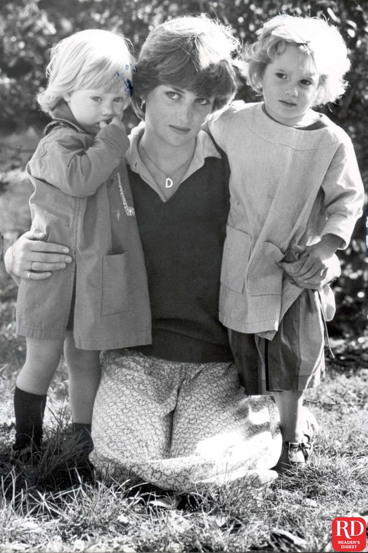 23 Rarely Seen Photos of the British Royal Family Through