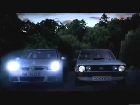 Volkswagen Golf Funny Car Commercial Love is in The Air
