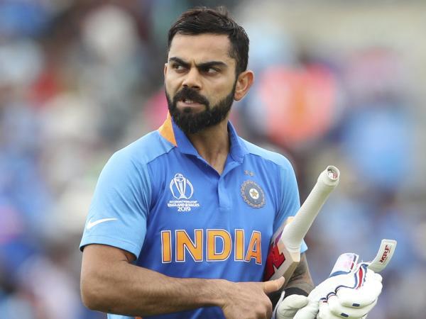 Indian Captain Virat Kohli Only Cricketer In Forbes 2019 List Of Highest Paid Athletes Athlete Ronaldo Football Virat Kohli