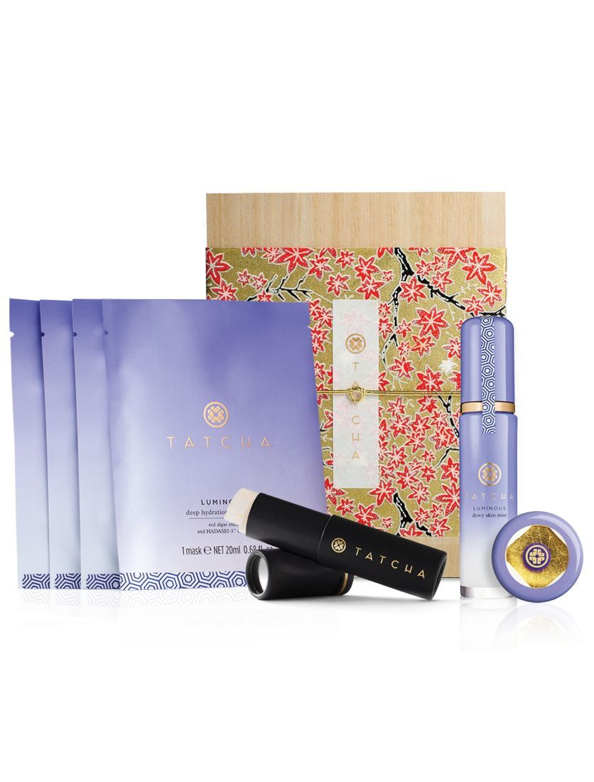 KOYO New Leaf Fall Beauty Set   Tatcha   For a glowing complexion as the weather cools.