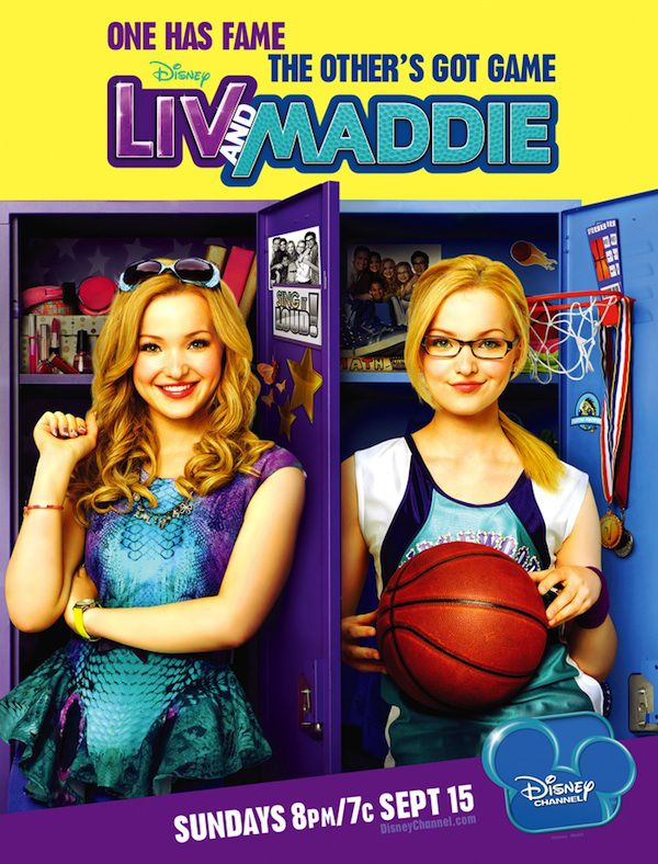 First Look, Double Take: Meet Disney Channel's Liv and Maddie -- Plus: Exclusive Poster
