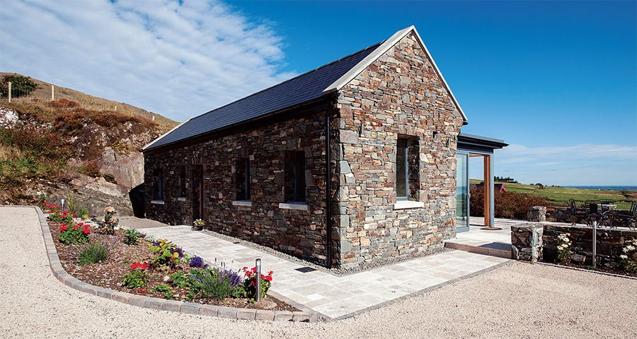 Traditional Irish cottage looks to the future passivehouseplus
