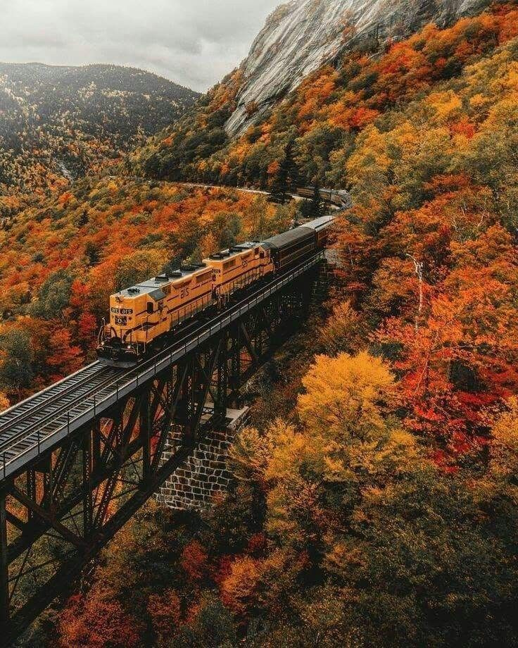 Photo of The Best Destinations in Europe for Fall Colors – Camping