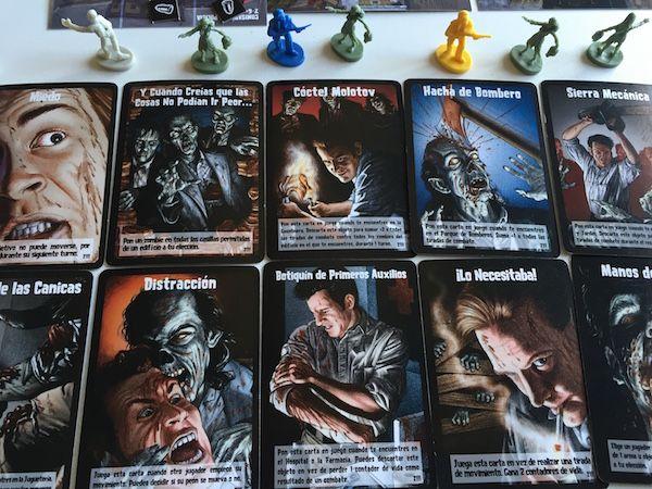 Juego De Mesa Zombies Juegos De Tablero Pinterest