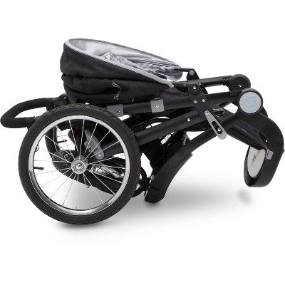 J Is For Jeep Brand Cross Country Sport Plus Jogger Stroller