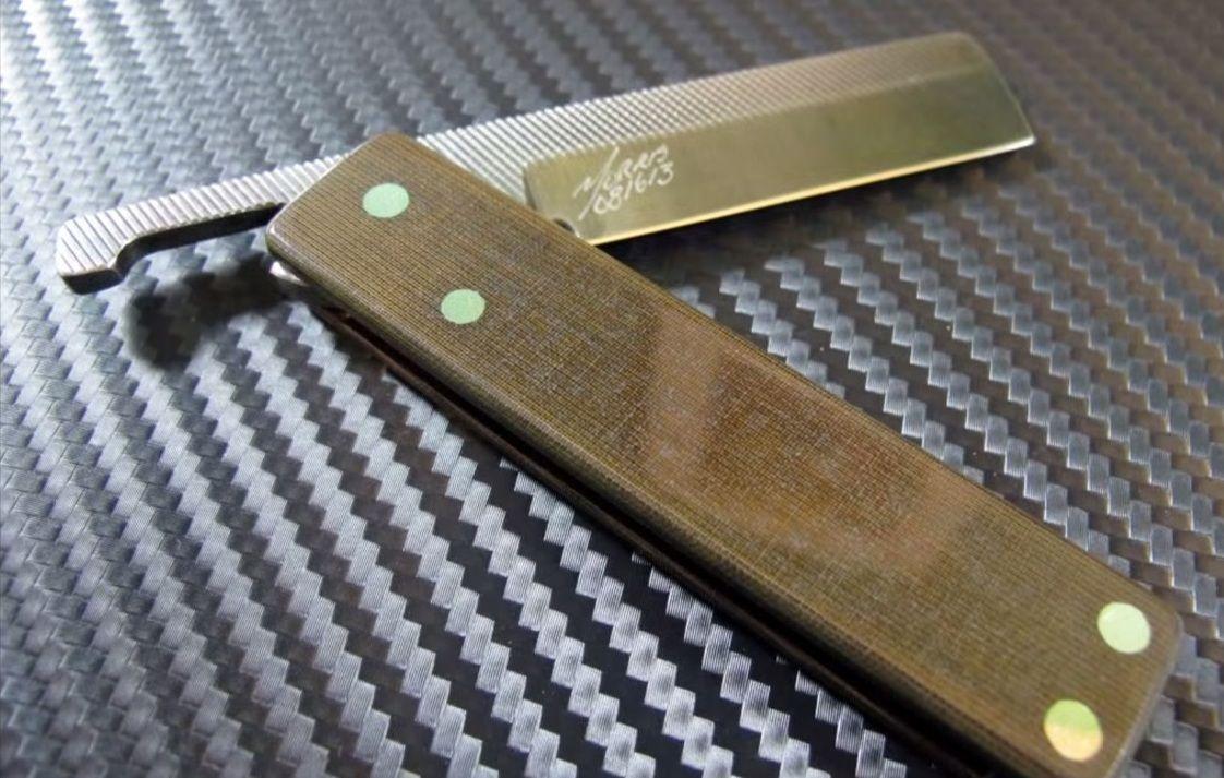 michael morris frickton folder Metal working, Michael