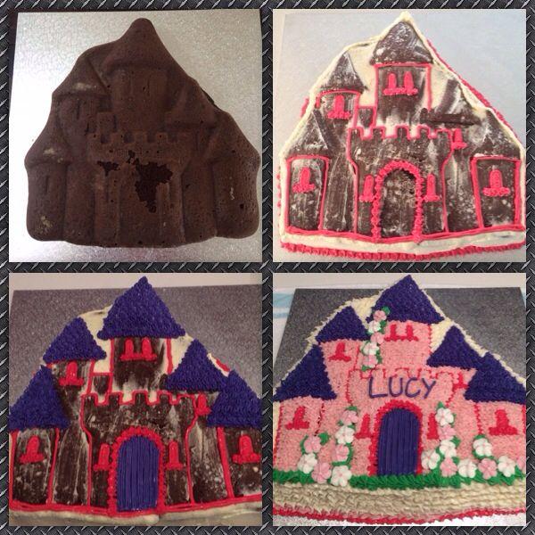Castle cake :)