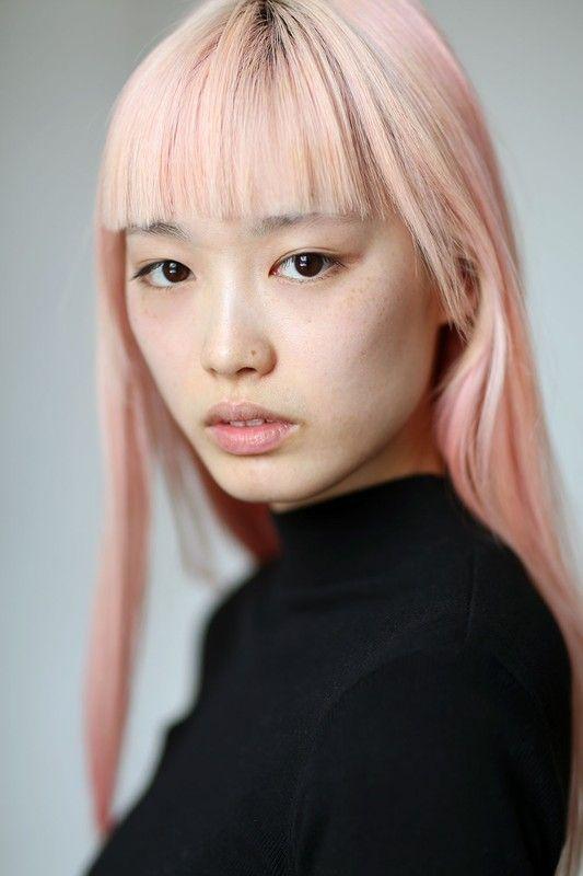 Épinglé par Mathilde sur Hair Cheveux pastel, Cheveux et