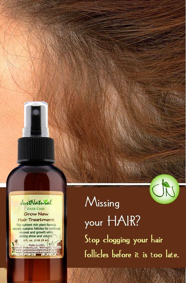 Grow New Hair Treatment Weak Hair Hair Treatment New Hair