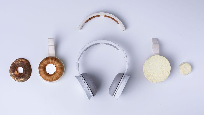 Korvaa Is the World's First Lab Grown Headphone - Design Milk