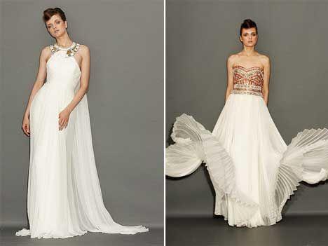 Alternative Wedding Dresses For The Fashion Forward Bride