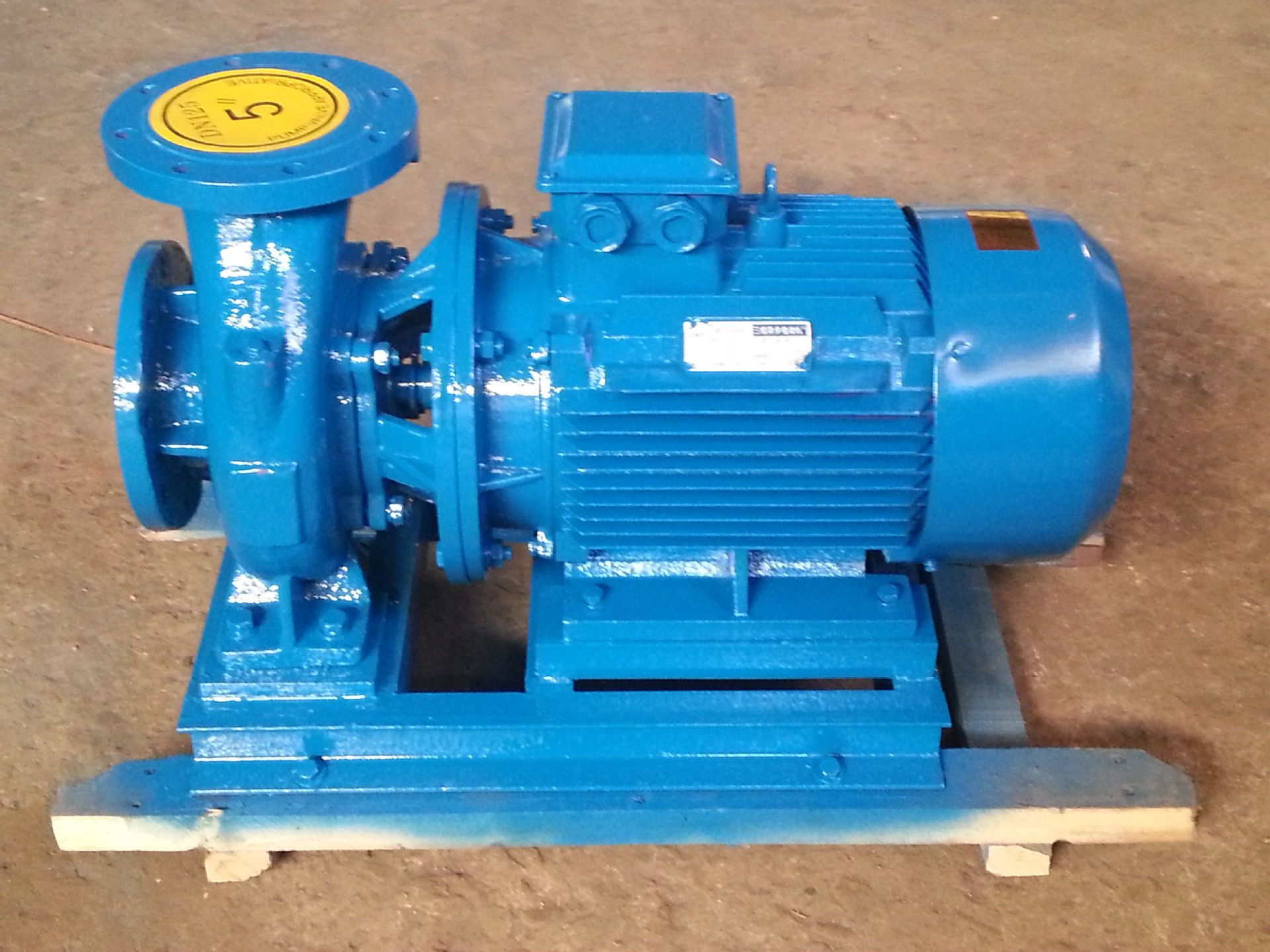 TS End Suction Water Pump is suitable for transporting