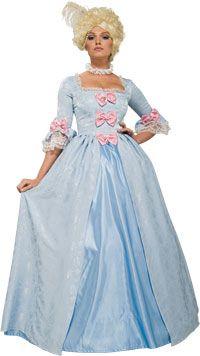 5afad591cc28e Elegant Marie Antoinette Costume - French Revolution Costumes ...