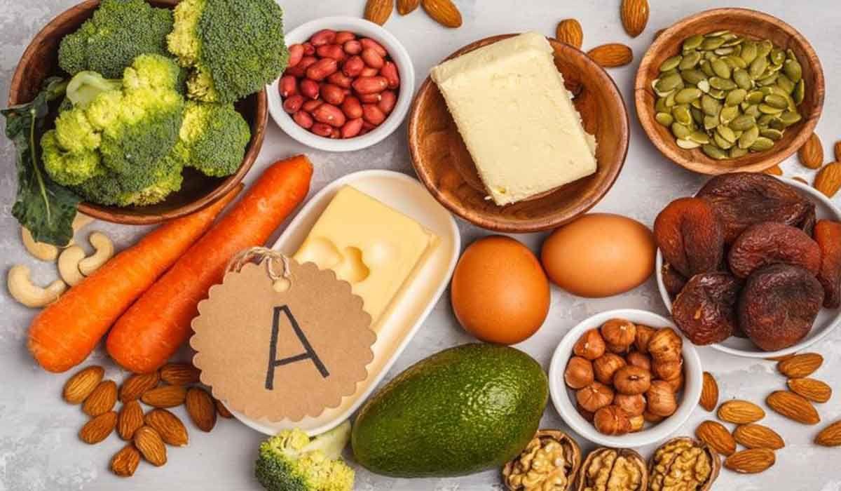 ما هي فوائد فيتامين A Vitamin A Foods Food Vitamins