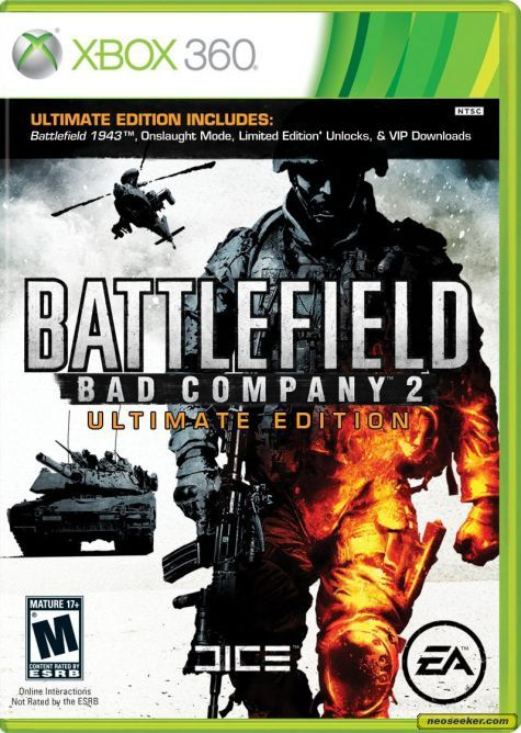 Battlefield Bad Company 2 My Xbox 360 Collection Videojuegos