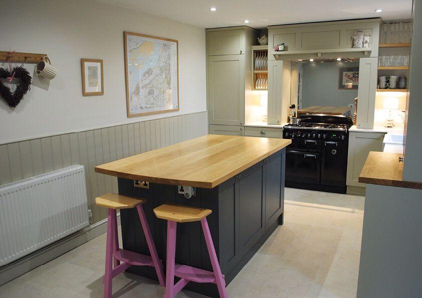 Best Pin On Bespoke Handmade Kitchen 400 x 300