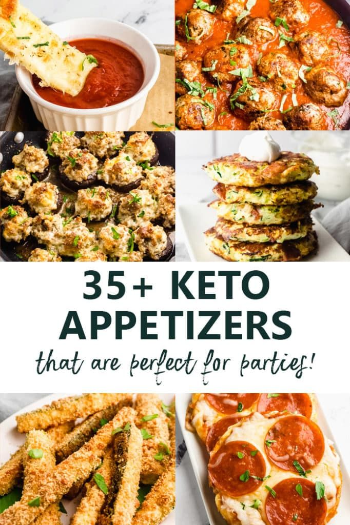 35 Keto Appetizers Perfect for Game Day Snacks