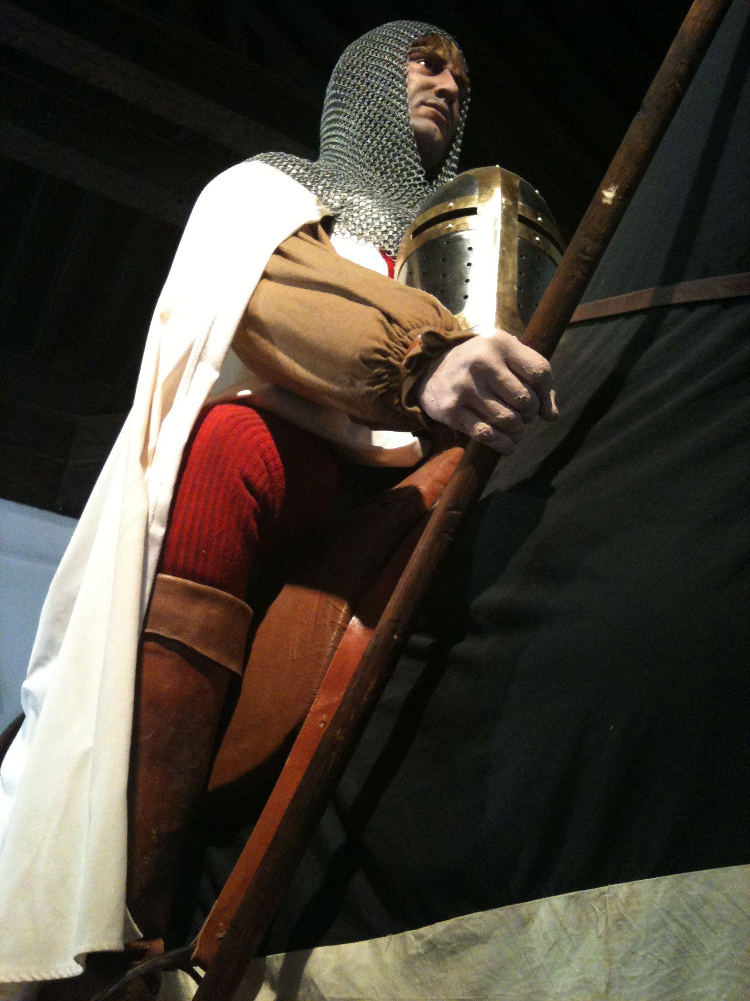 a templar knight on horseback ancient warriors cultures and