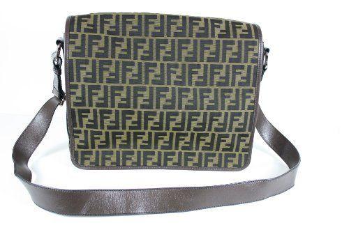 0eeb35050a2 ... norway fendi handbags zucca brown leather 7va195 messenger bag  fendihttp 47307 dd091 ...