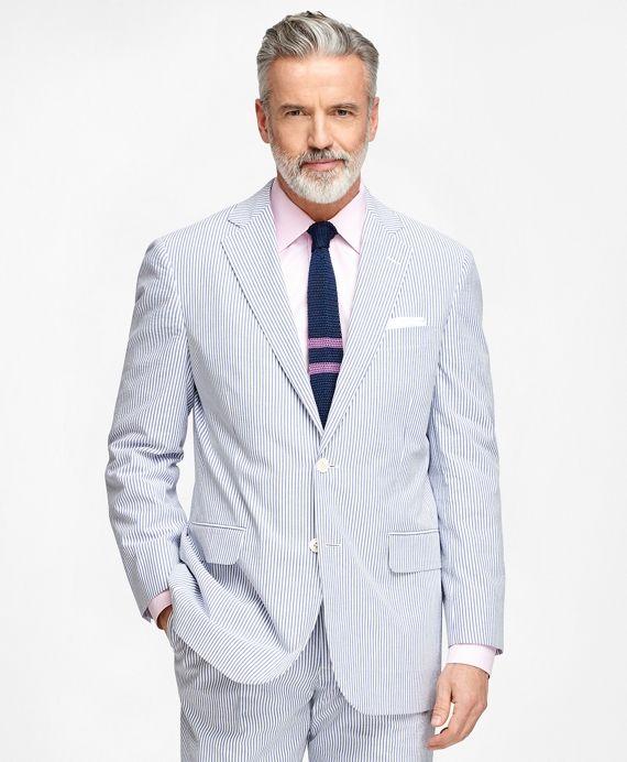 Brooks Brothers Madison Fit Seersucker Suit Seersucker Suit