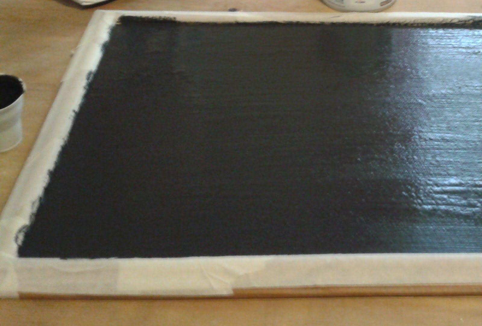 ... Peinture Tableau Noir sur Pinterest  Tableaux Noirs, Tableau Noir et