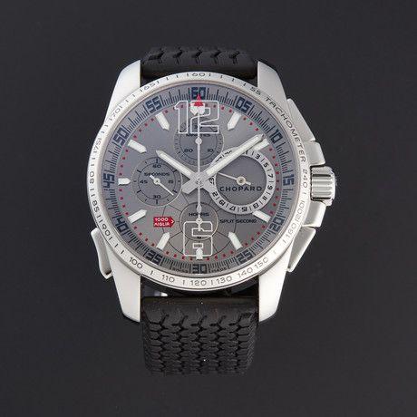 e4d5de5d3786 Chopard Miglia Limited Edition Split Second Automatic    168513-3001    New
