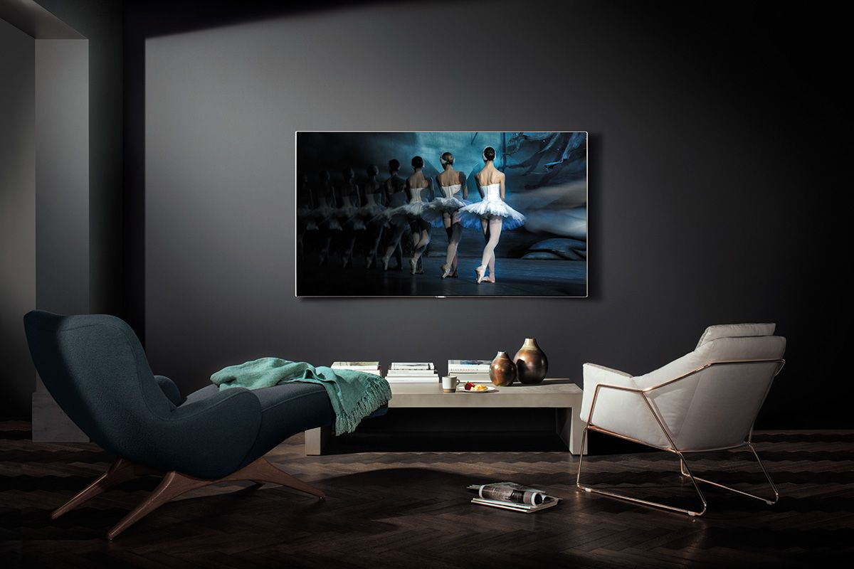 Samsung S New Wall Tv Unveiled 219 Inches Of Microled Tech Tv