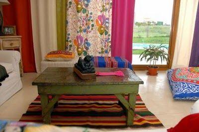 foto decoracion mexicana 1 Casas y decoración al estilo mexicano