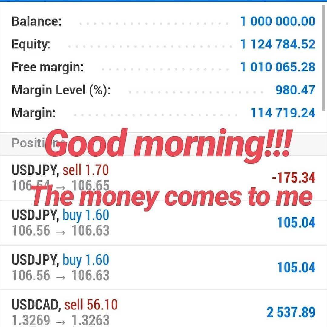 Repost Shamsuddeen Martins Trading Download Ins Good Morning