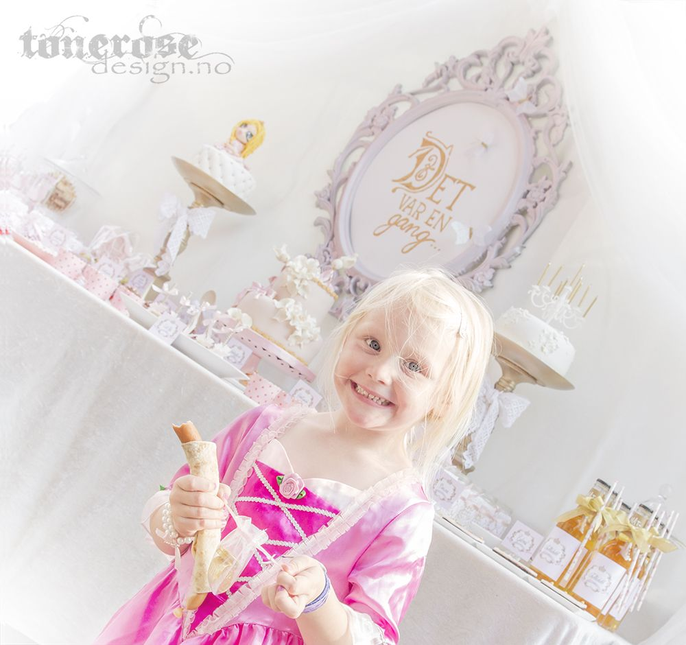 Princess birthday party, cutest princess ever!