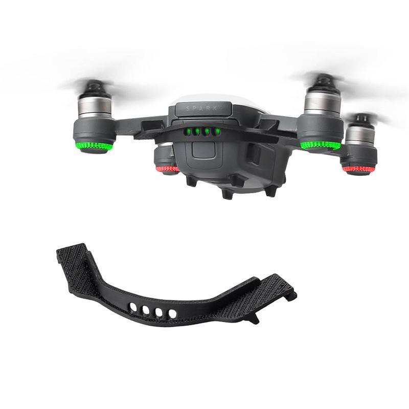 4 Pcs Extended Landing Gear Shock Extension Tripod for Parrot Bebop 2 RC Drone
