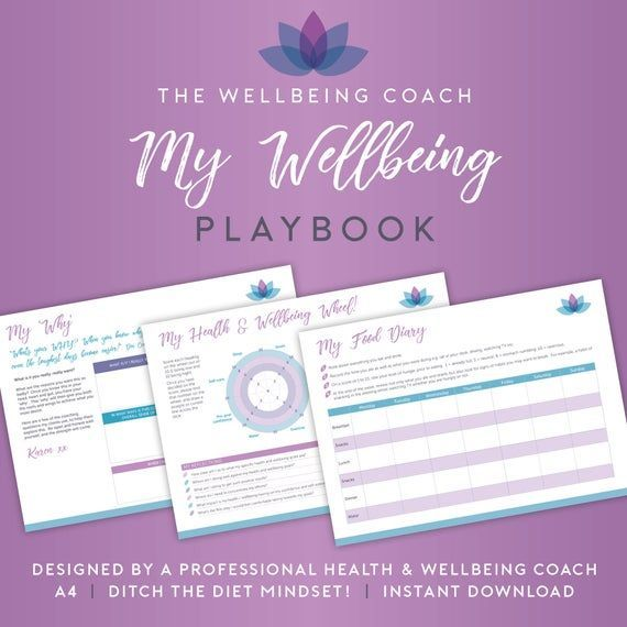 #Exercise #Fitness #health #journa #kit #loss #planner #Playbook #printable #Selfcare #weight #wellb...