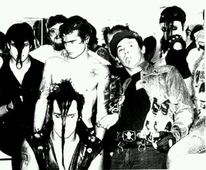 Black Flag Misfits Horror Punk Punk Bands Punk Rock