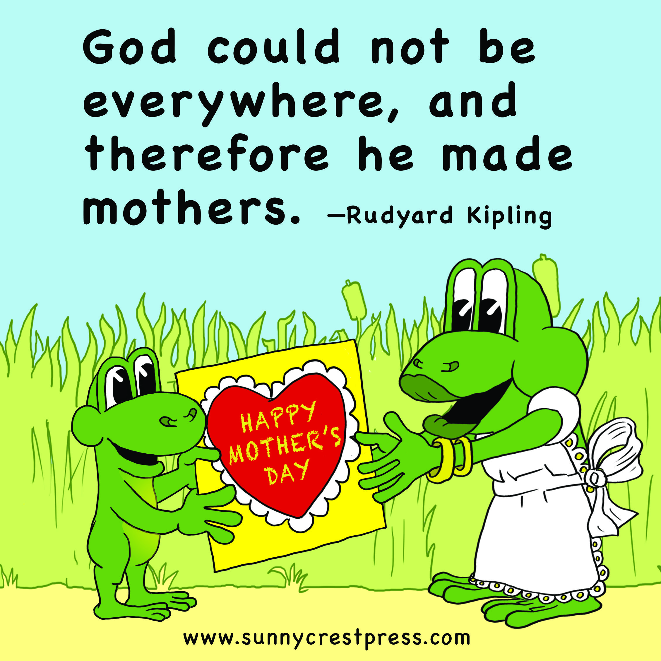 Pin by Sunnycrest Press on Frog Words of Wisdom   Happy ...