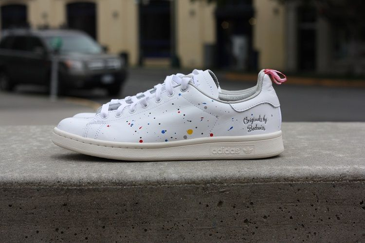 ca1e50463274 Adidas Originals has once again teamed up with cult Tokyo fashion label  Bedwin And The Heartbreakers to produce a limited edition Stan Smith  sneaker.