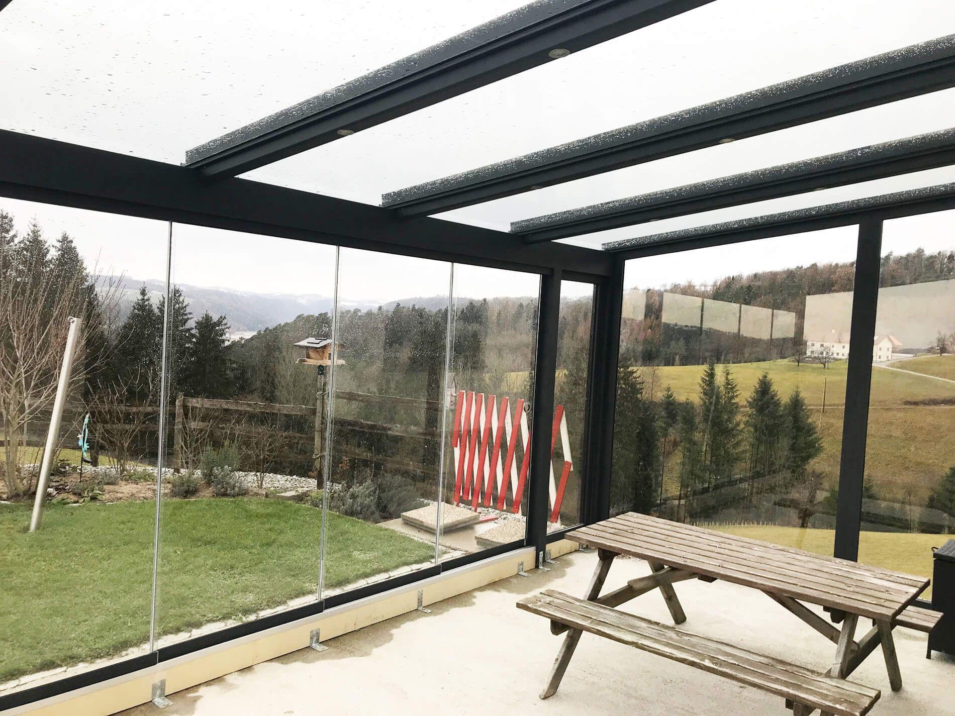 Sommergarten Hersteller Österreich mit Planung und Montage