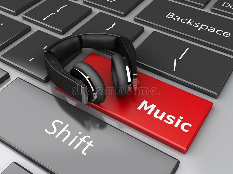 Музыка на клавиатуре компьютера скачать   Electronic ...