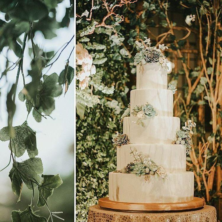 Foto kue pernikahan oleh LeNovelle Cake Kue pernikahan