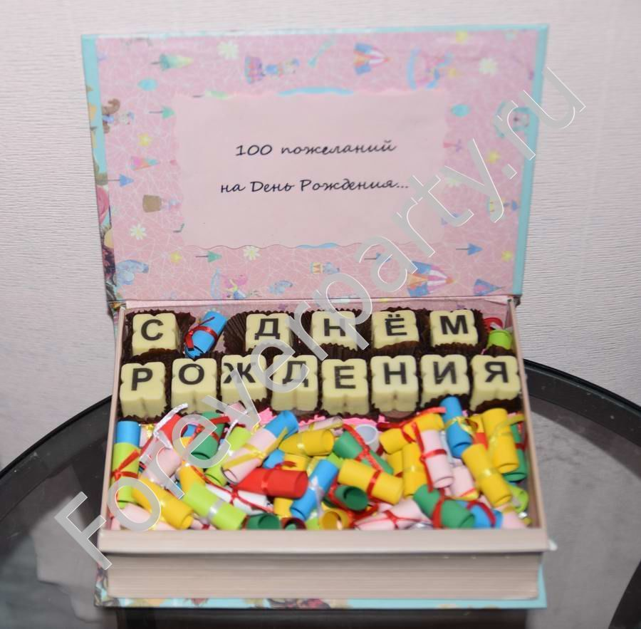 8691224f50cae Картинки по запросу подарок подруге на день рождения 100 пожеланий ...
