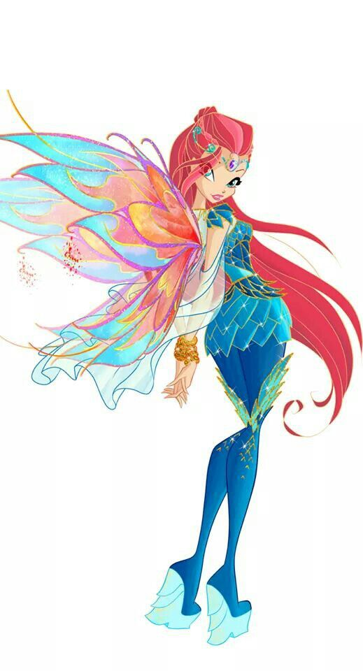 Winx club bloom bloomix anniversaire winx club winx - Bloom dessin anime ...