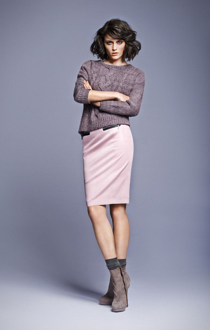 AIRFIELD Wild Rose A/W 2014/2015