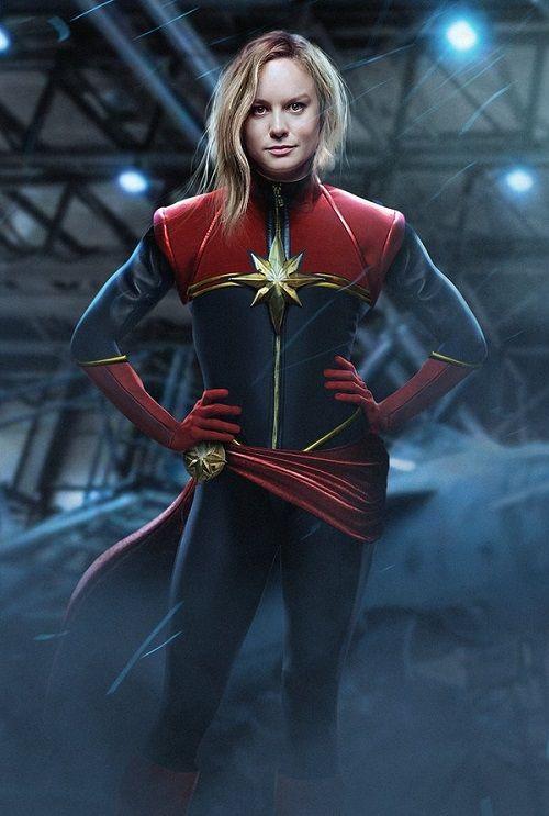 captain marvel dans infinity war
