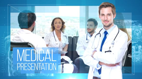 medical presentation best after effects templates pinterest