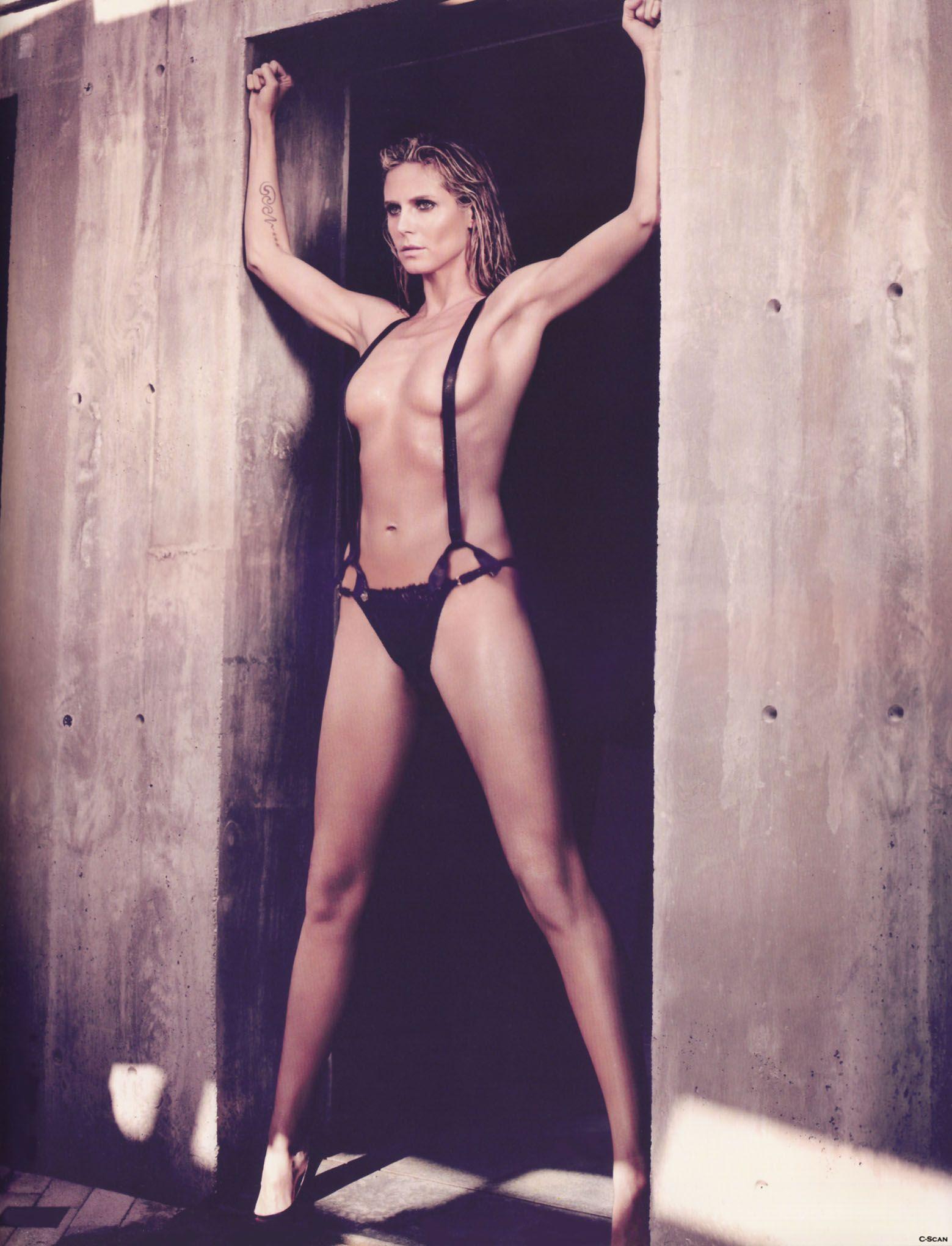 Heidi klum nackt fotos