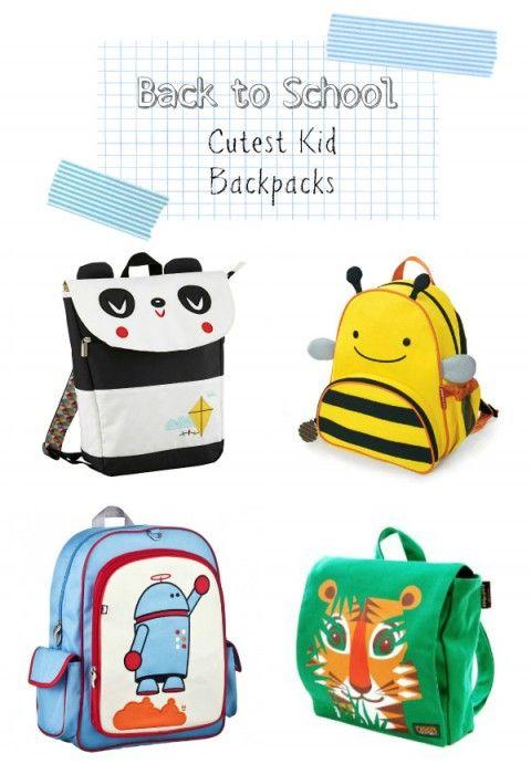 926c6c8a7c3f Cute Toddler Kids Preschool Backpacks