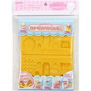 3D molds for clay sweets macaroons