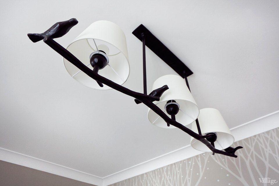лампа в гостиную